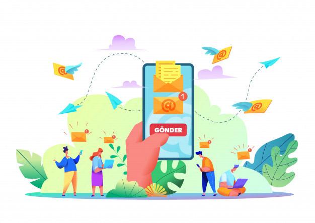 İnternetten Toplu Sms Gönderme Programı